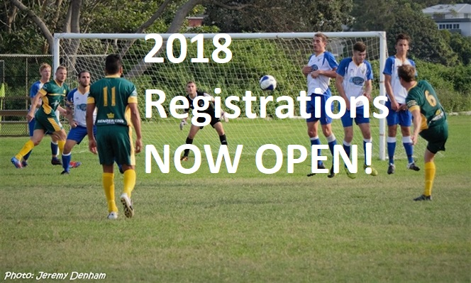 2018 REGISTRATIONS NOW OPEN!