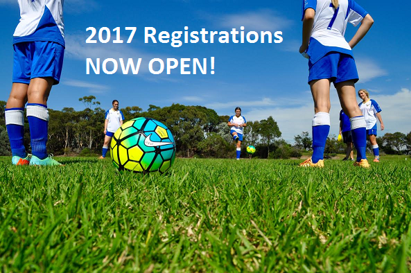 2017 REGISTRATIONS NOW OPEN!